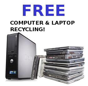 Free Computer & Laptop Recycling